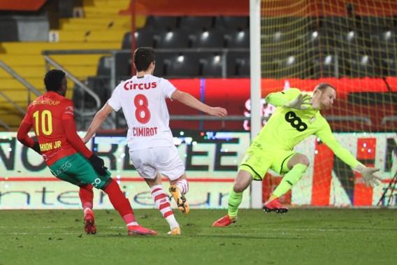 KV Oostende geeft in allerlaatste seconde twee punten uit handen tegen Standard