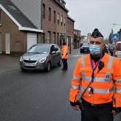 Politie controleert grensverkeer, maar schrijft nog geen boetes uit