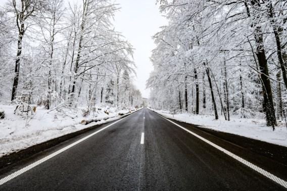 KMI waarschuwt voor rijm- en ijsplekken zaterdag
