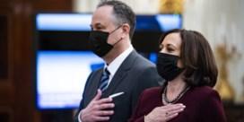 Doug Emhoff, officieel eerste 'second gentleman' in Witte Huis