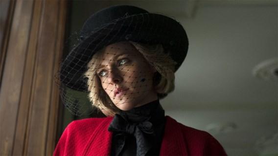 Kristen Stewart onherkenbaar als prinses Diana in eerste foto <I>Spencer</I>