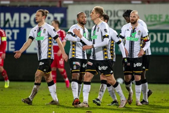 Eerste driepunter in 2021 voor Charleroi tegen Kortrijk
