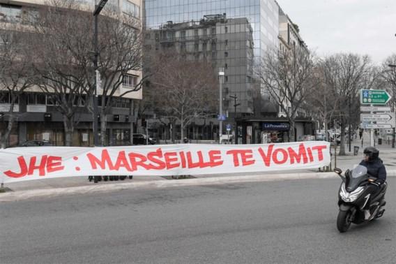 OM-Rennes uitgesteld nadat honderden fans trainingscomplex Marseille bestormen