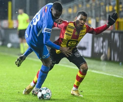 Sterk KV Mechelen pakt punt tegen Racing Genk