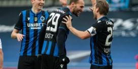 Club Brugge wint makkelijk van Standard en breidt voorsprong in stand uit tot veertien punten