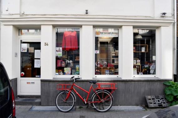 Boekhandel Kartonnen Dozen wint Çavaria-award