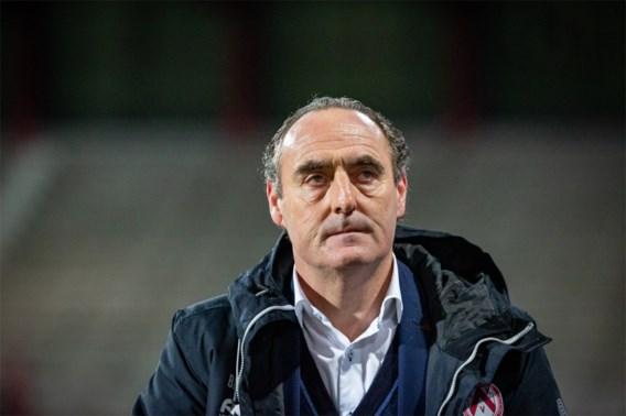 KV Kortrijk ontslaat coach Yves Vanderhaeghe, Luka Elsner is opvolger