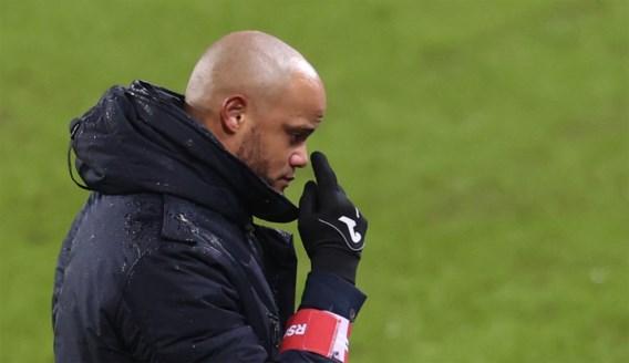 Vanhaezebrouck presteerde beter bij Anderlecht dan Kompany