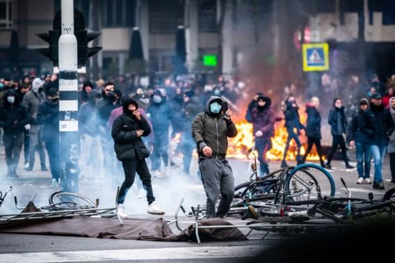 Nederlandse politie extra waakzaam voor 'kapen' van rustige demonstraties