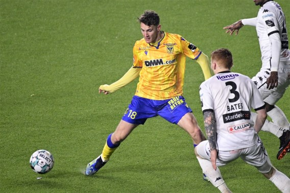 STVV zet Cercle Brugge opzij