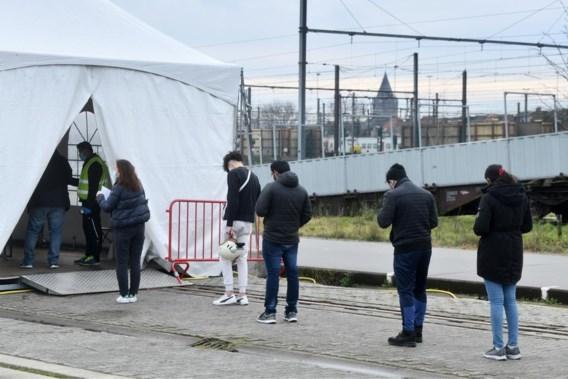 Resultaten coronatests in twee Antwerpse wijken bekend: 45 van de 1.527 positief