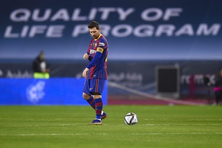 Details monstercontract Lionel Messi lekken uit: Argentijn verdiende in vier jaar meer dan 555 miljoen euro