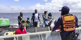 Minstens twaalf doden na schipbreuk twee boten in Colombia