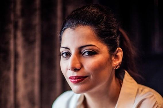 Negen maanden geen wijn: sommelier Sepideh Sedaghatnia verwacht eerste kindje