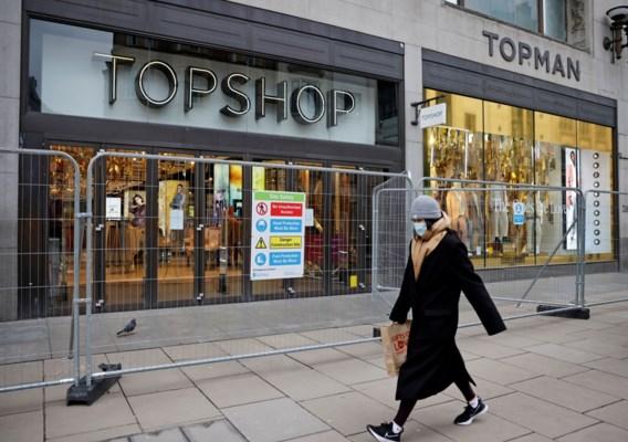 Topshop wordt onderdeel van Asos en sluit alle winkels