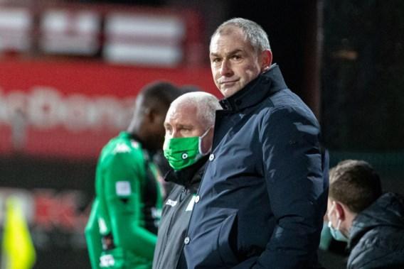 Cercle Brugge neemt in volle degradatiestrijd afscheid van trainer Paul Clement