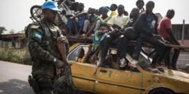 Meer dan 200.000 Centraal-Afrikanen op de vlucht