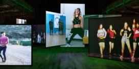 Dans in een digitaal doolhof