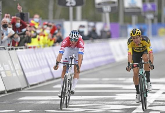 Volgend duel tussen Mathieu van der Poel en Wout van Aert al over een maand