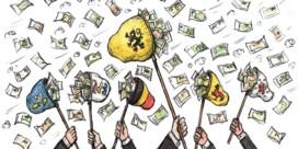 Wat het Justitiepaleis ons leert over de Belgische relance