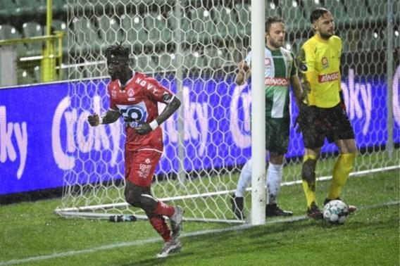 KV Kortrijk bekert voort ondanks moeilijke avond op bezoek bij inefficiënt Lommel