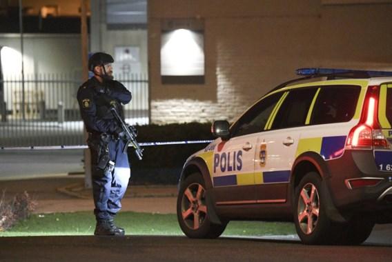 Vijf gewonden bij steekpartij na auto-ongeval in Zweden