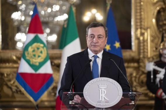 Voormalig ECB-chef Draghi probeert regering in Italië te vormen