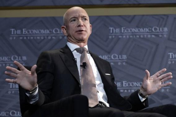 Jeff Bezos stapt op als ceo van Amazon