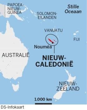 Regering Nieuw-Caledonië gevallen over onafhankelijkheidsreferendum
