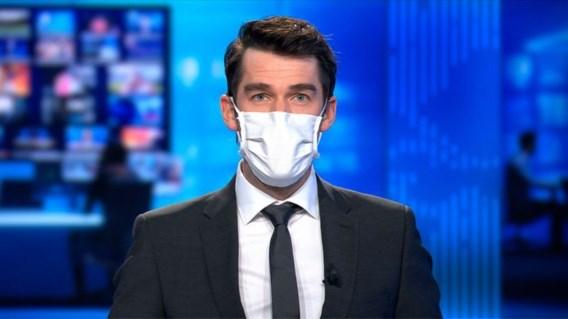 Voortaan mondmaskers bij 'VTM nieuws', de VRT wacht nog even af