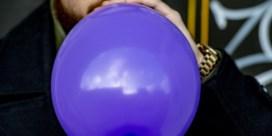Op feestjes, op straat en in het verkeer: lachgas is overal