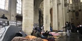 Sammy Mahdi: 'Begijnhofkerk bezetten heeft geen zin, er komt geen algemene regularisatie'