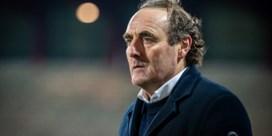 Yves Vanderhaeghe nieuwe coach Cercle Brugge, met Thomas Buffel als assistent
