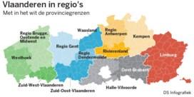 Burgemeesters vertrouwen opdeling in regio's niet