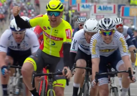 Belg Timothy Dupont is snelste in tweede rit van Ster van Bessèges
