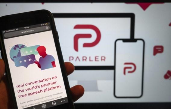 Omstreden sociaal netwerk Parler ontslaat directeur