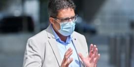Steven Van Gucht: 'Kappers liever niet openen'