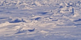 Noordpoolzee was ooit zoetwatermeer