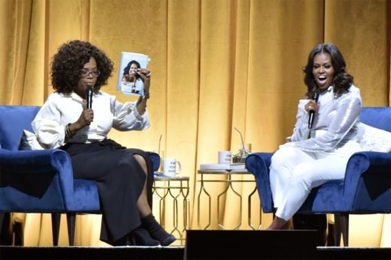 Michelle Obama maakt jeugdversie van bestseller 'Mijn verhaal'