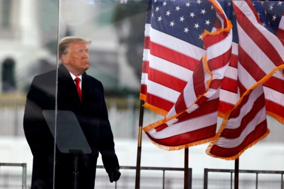 Trump weigert te getuigen in impeachment