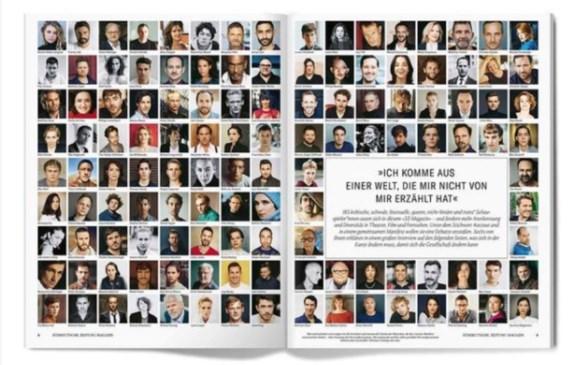 185 Duitse acteurs komen uit de kast in manifest