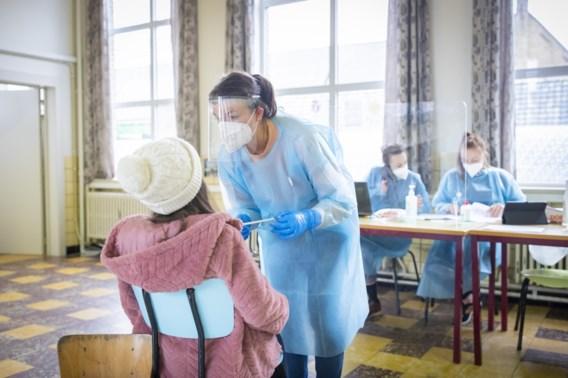 Coronacijfers   Lichte stijging van aantal hospitalisaties