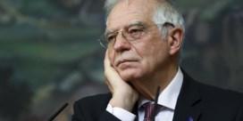 Moskou zet Europese topdiplomaat Josep Borrell voor schut