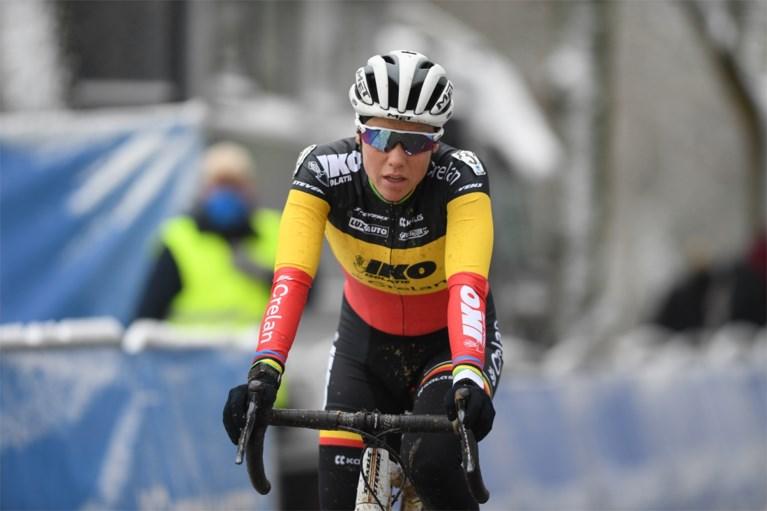 Ceylin del Carmen Alvarado wint sneeuwspektakel in Lille, Sanne Cant strandt net naast podium
