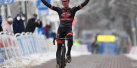 Laurens Sweeck wint voor de tweede dag op rij