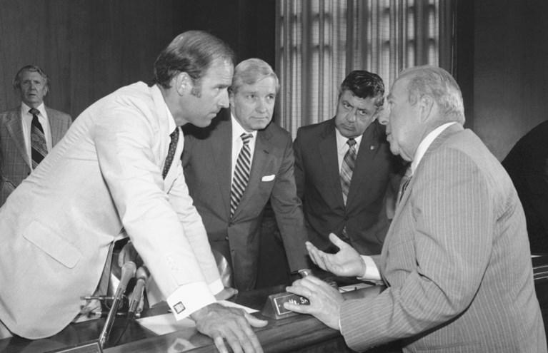 George Shultz, de man die Reagan de toenadering tot Gorbatsjov aanpraatte