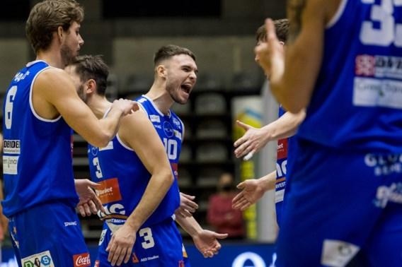 Mechelen en Oostende spelen de finale Beker van België basketbal