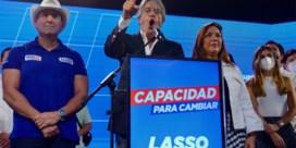 Presidentsverkiezing Ecuador: Tweede ronde tussen Arauz en Lasso