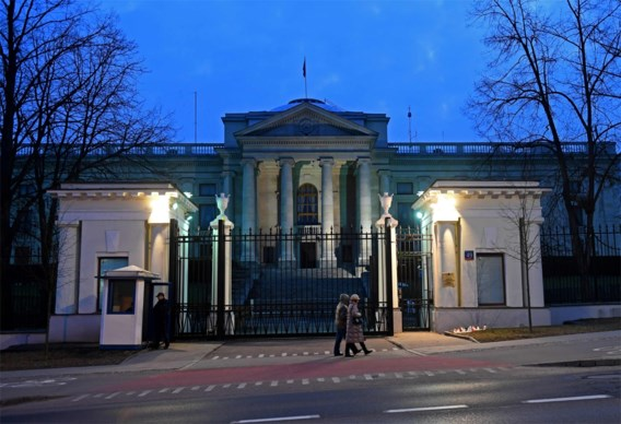 Duitsland, Zweden en Polen zetten Russische diplomaten land uit