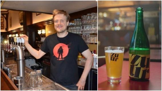 'Zuur bier' moet uitgeputte reserves van Brusselse horeca vullen